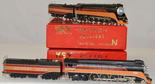 Le GS4 importate in USA da Key