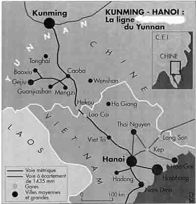 La linea dello Yunnan. Immagine da alasweb.free.fr