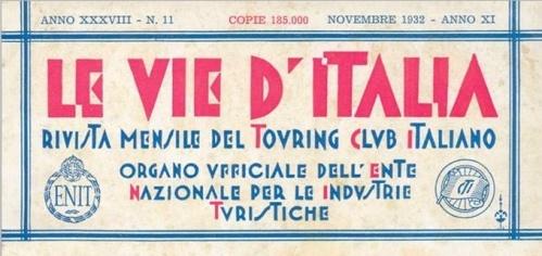 Le Vie d'Italia