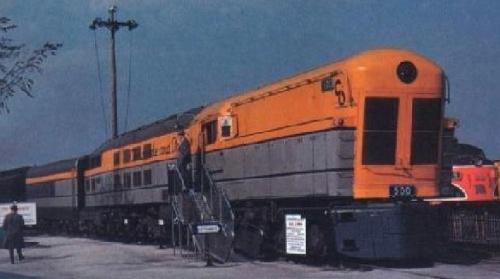 C&O M1 - foto da locodriver.co.uk