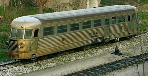Altra vista della FCL M2-59 a Cosenza nel '74 - Foto © Werner Hardmeier da