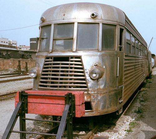 Nel '78 la 50 aveva cambiato tronchino... Foto © Werner Hardmeier da