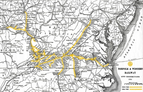 Mappa della rete di N&W - da www.permaculturemarin.org