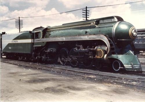 Southern Southern Railways Tennessean 64 - da streamlinermemories.info