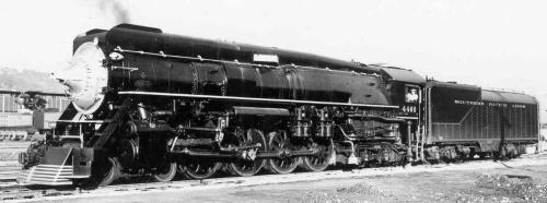Una SP GS-6 da www.steamlocomotive.com