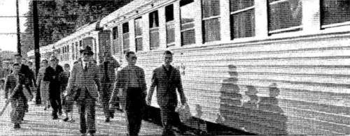 L'ultimo Tollone, da un'immagine in un articolo del 1954 di Ivo Angelini