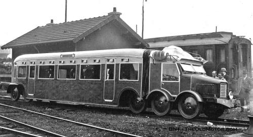 Un Type 11 delle Ferrovie dell'Est. Foto da theoldmotor.com