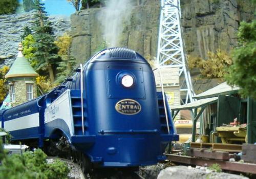 Modello della Rexall - foto da ogrforum.ogaugerr.com/