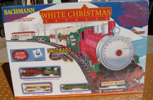Bachmann White Christmas Express in scala N