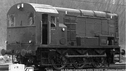 Class08/10 in porvincia di Como nel 1974 - Foto © RobertoCocchi da rcts.org.uk