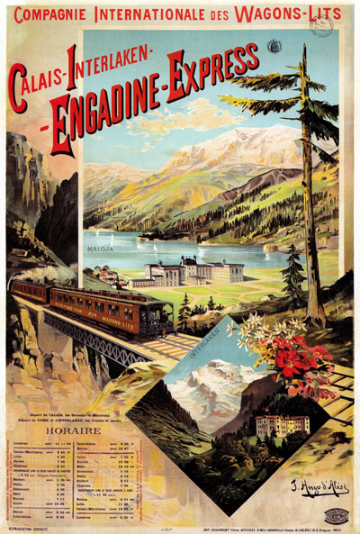 Calais-Engadine Express