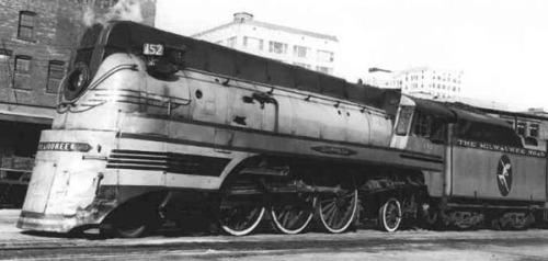 C.M.St.P.&P. #152 F Class 4-6-2 da loco.skyrocket.de