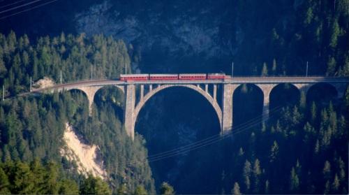 Wiesener Viadukt - foto © Stefan Rechsteiner da flickr