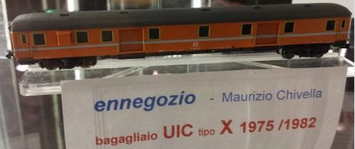 Bagagliaio C1 di Maurizio Chivella