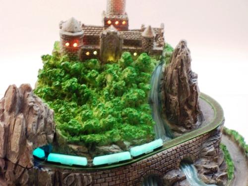 Ghost Castel Train