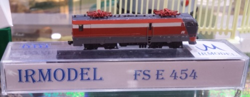 FS E.454 IRMODEL