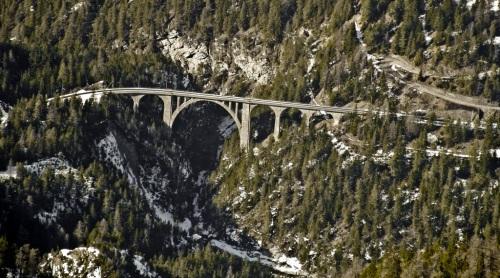 Wiesener Viadukt - Foto © da www.alpinedude.com