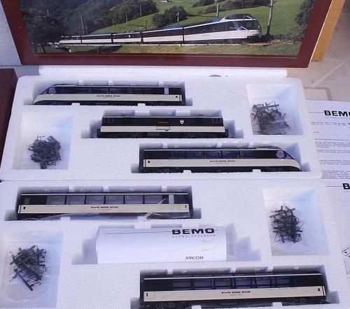 Bemo Panoramic Express