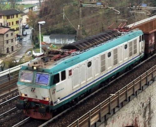 E.652.074 nel 2010 - Foto © Giuseppe Rimodini da trenomania.it