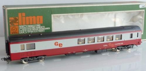 La Gril Express di Lima in H0