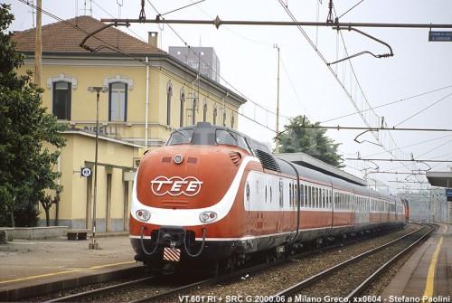 Il trasferimento a chiasso, Foto © Stefano Paolini da photorail.com