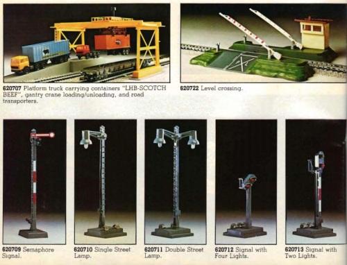 Estratto dal catalogo inglese del 1980