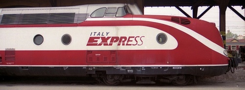 Italy Express, foto © Maurizio Boi