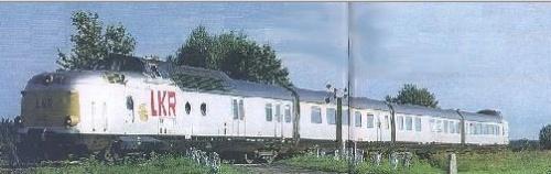 Il Lyntog in Polonia (LKR)