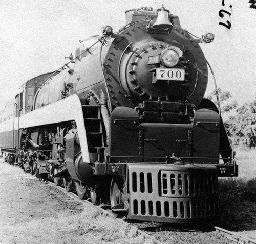 Wabash 700 di fronte, da www.steamlocomotive.com
