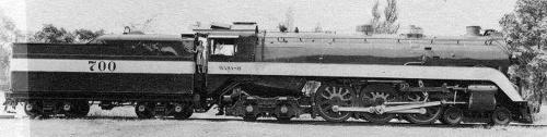 Wabash 700 di profilo, da www.steamlocomotive.com