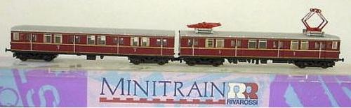 La Isarbahn di Minitrain
