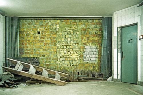 Accessi murati alla Potsdamer Platz