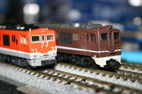 DF 50 DI KATO (a sinistra) e Timox (a destra). Foto da blogs.yahoo.co.jp/kiseidd513161