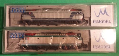 E.633 ed E.652 Irmodel