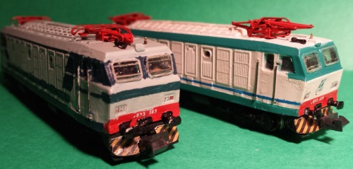 E.633 ed E.652 Irmodel.