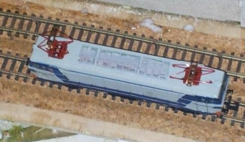 Imperiale del 633 IRmodel con i reostati Fusani