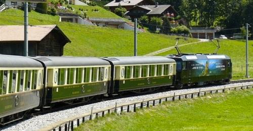 Golden Pass Classic nel 2008, foto © di De Rond Hans und Jeanny da bahnbilder.de