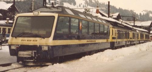 SuperPanoramic Express nel febbraio 88 a Zweisimmen, dal fotostream flickr di Johannes Smit