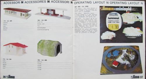 1971 - Accessori