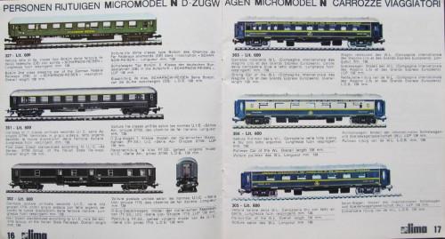 1971: Le carrozze passeggeri costavano 600 Lire.