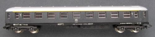 La nuova Lima 320301 in livrea grigio ardesia, senza filetto avorio da lima-n-scale-freight-cars.webnode.cz