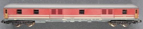 Lima 320349 UIC-X di lunghezza corretta, ma rirpoposizione di un bagagliaio tedesco riverniciato  in livrea rosso fegato da lima-n-scale-passenger-cars.webnode.cz