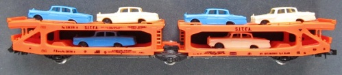 Lima n.320451 nella nuova livrea arancio, da lima-n-scale-freight-cars.webnode.cz