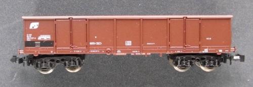 Lima n.320639. Carro Eaos con il logo FS inclinato, da lima-n-scale-freight-cars.webnode.cz