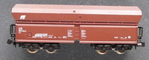 Lima n.320743 con il lofo FS inclinato, da lima-n-scale-freight-cars.webnode.cz