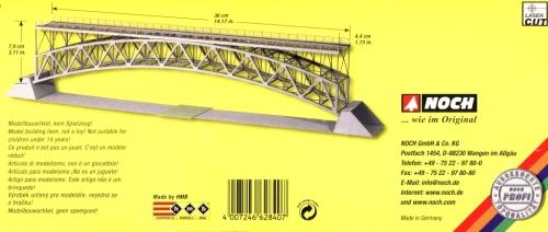 Noch art. 62840 - Schlossbachbrücke in scala N