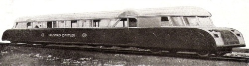 Austro Daimler VT63, foto tratta dal forum ferrovie.it