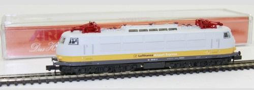 Arnold rapido Br 103 in livrea Lufthansa
