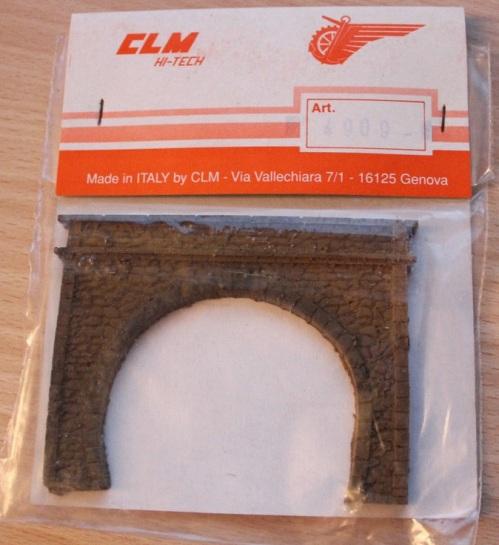 CLM 4909 - Portale galleria doppia