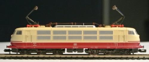 Fleischmann Piccolo 7375, Br 103 155,8